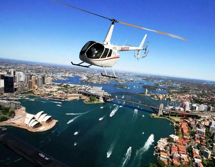 Sydney-Harbour-corporate-rewards-helicopters-b