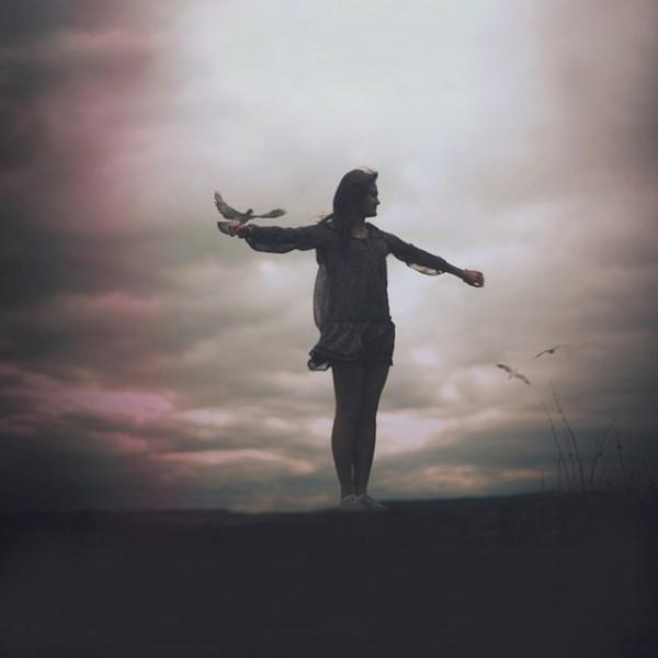 bird-black-dress-freedom-girl-only-girl-Favim.com-91514