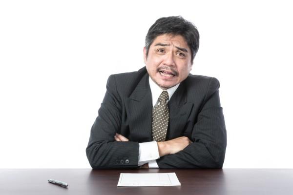 一日一回、必ず上司に怒られるんですけど、どうすればいいですか?